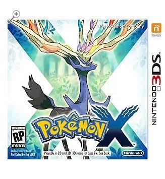 Nintendo Pokemon X