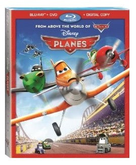 Planes Blu Ray DVD