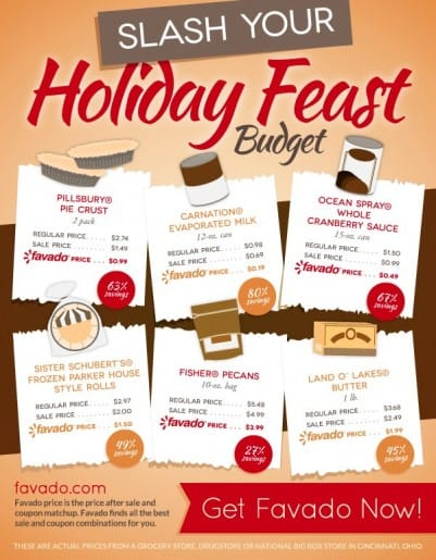 Save on Holiday Meals