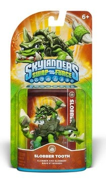 Skylanders SWAP Force Characters