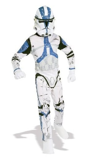 Star Wars Child_s Clone Trooper Costume
