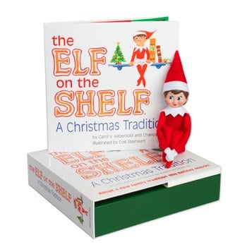 The Elf on the Shelf Sale