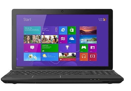 Toshiba Satellite 15.6_ Laptop
