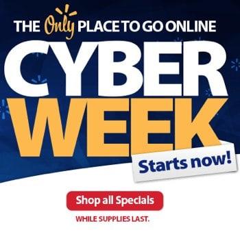 Walmart Cyber Monday Deals