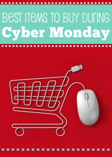 What Items to Buy on Cyber Monday Deals