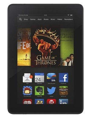 Amazon Kindle Fire HDX 16GB B00BWYQ9YE - Best Buy