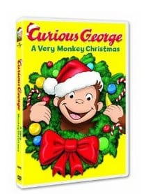 _ Curious George_ A Very Monkey Christmas