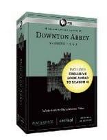 Downton Abby DVD Set