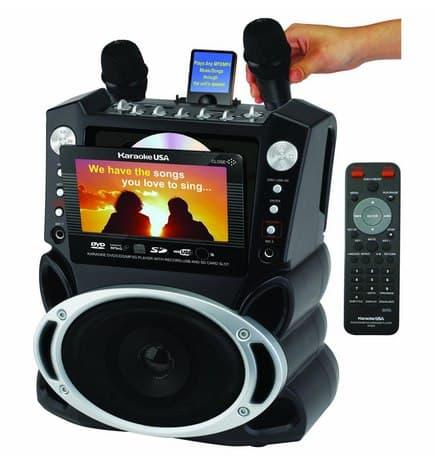 Karaoke USA Karaoke System
