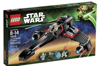 LEGO Star Wars Jek 14 Stealth Starfighte