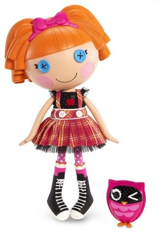 Lalaloopsy Bea Spells-a-Lot Doll_ Toys & Games
