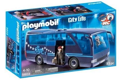 PLAYMOBIL Pop Stars Tour Bus