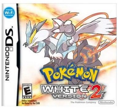 Pokemon White Version 2 (DS)_ Games _ Walmart.com