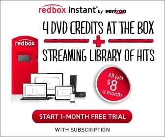 Redbox Instant Free Trial