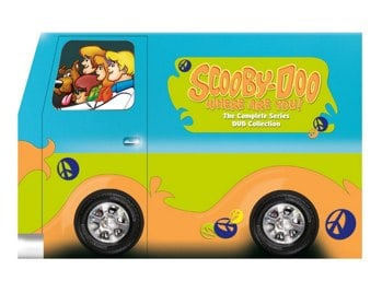 Scooby-Doo, Where Are You! Complete Series