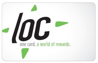 LOC Card Loyalty Card App