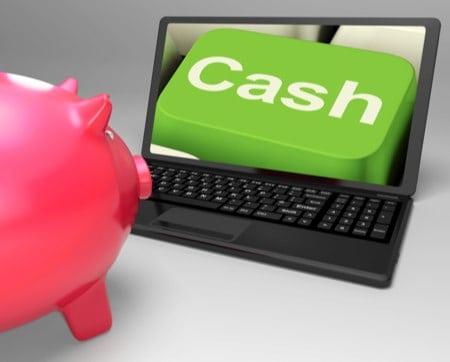 Piggy Bank Saving Online