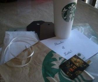 Starbucks Gift Card Gift