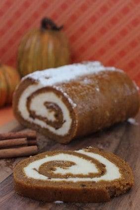 Homemade Pumpkin Roll Recipe