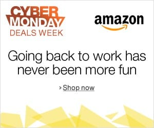 Amazon Cyber Monday Deals Week Sales