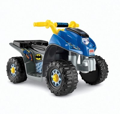 Fisher-Price Power Wheels Batman Lil Quad