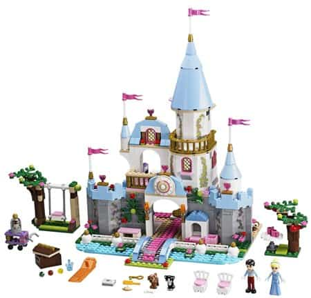 LEGO Disney Princess 41055 Cinderella_s Romantic Castle