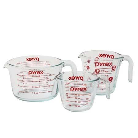 Pyrex Measuring Cup Set Sale