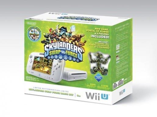Skylanders SWAP Force Limited Edition Nintendo Wii U Bundle
