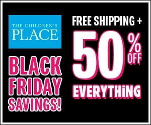 The Childrens Place Black Friday Sales and Deals