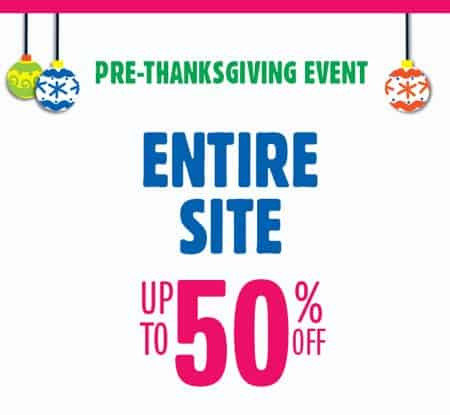 The Childrens Place Pre Thanksgiving Sale