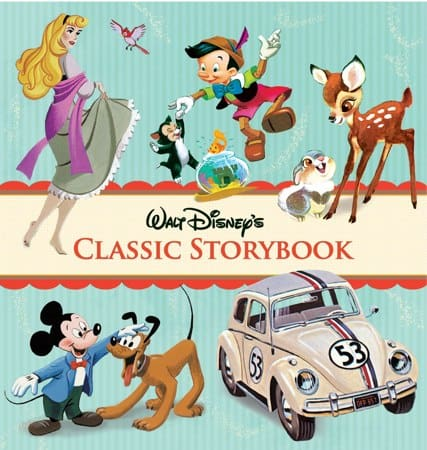 Walt Disney_s Classic Storybook Collection Special Edition