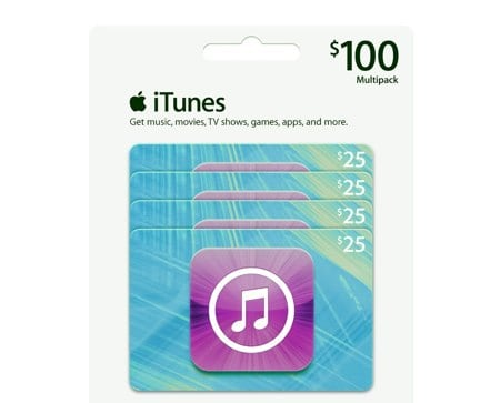 iTunes Multipack Discount