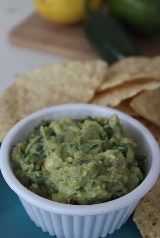 Chipotle Guacamole Recipe Copycat