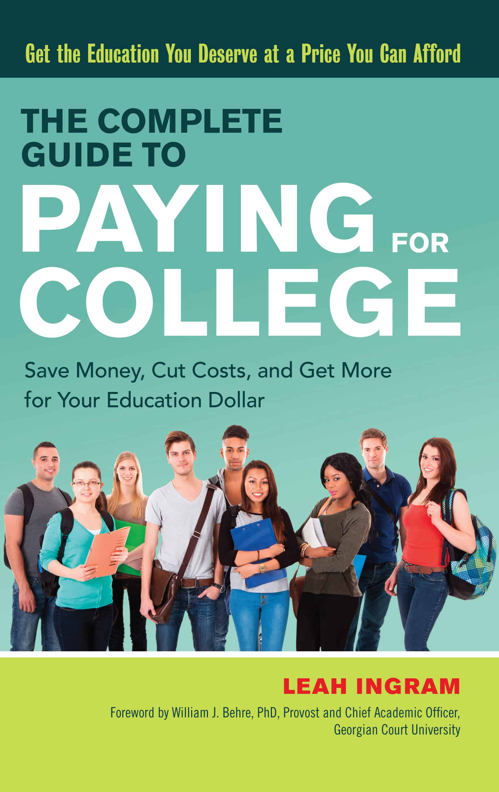 Learn how to get the education you deserve at a price you can afford!