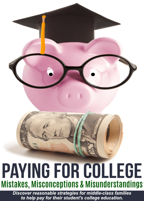 Paying for college on your own can be a daunting process but it doesn't have to be! Check out this list of mistakes, misconceptions and misunderstandings as you consider ways to pay for college.