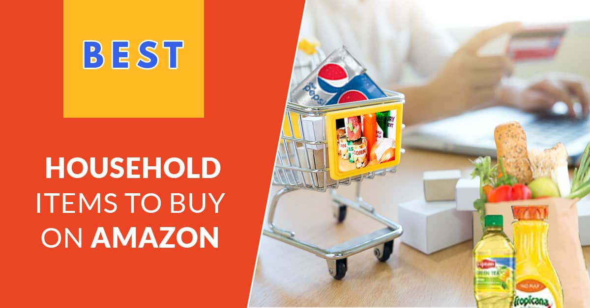 Best Household Things to Buy on Amazon (that are actually ...