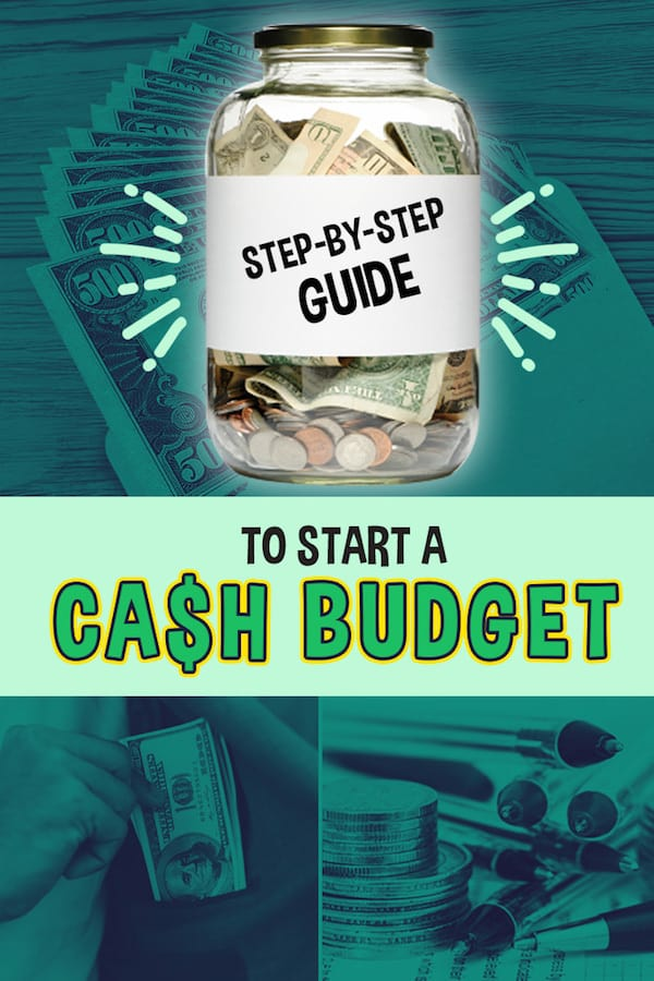 A cash budget is more easily done with this cash budget format! Use this cash budget example, along with free budget template, to avoid cash budget problems! via @AndreaDeckard