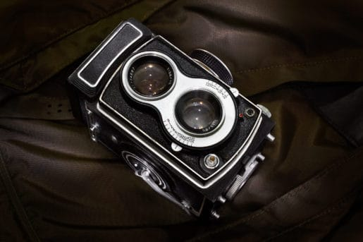 Old cameras sell well. Use that money to fund your rainy day fund!