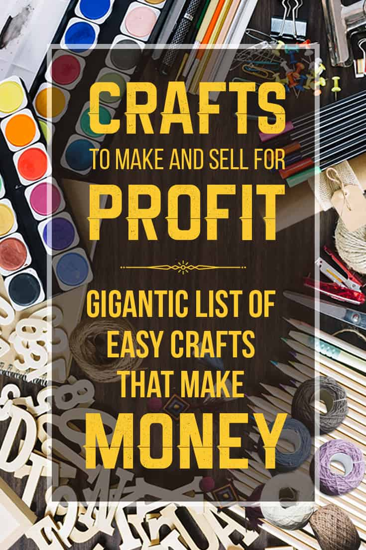Crafts to make and sell best ways to make money with crafts for Crafts to make and sell for profit