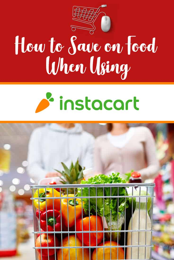 This Instacart Shopper App review talks about cost, fees, promos and more to understand how Instacart works best to save money on groceries!