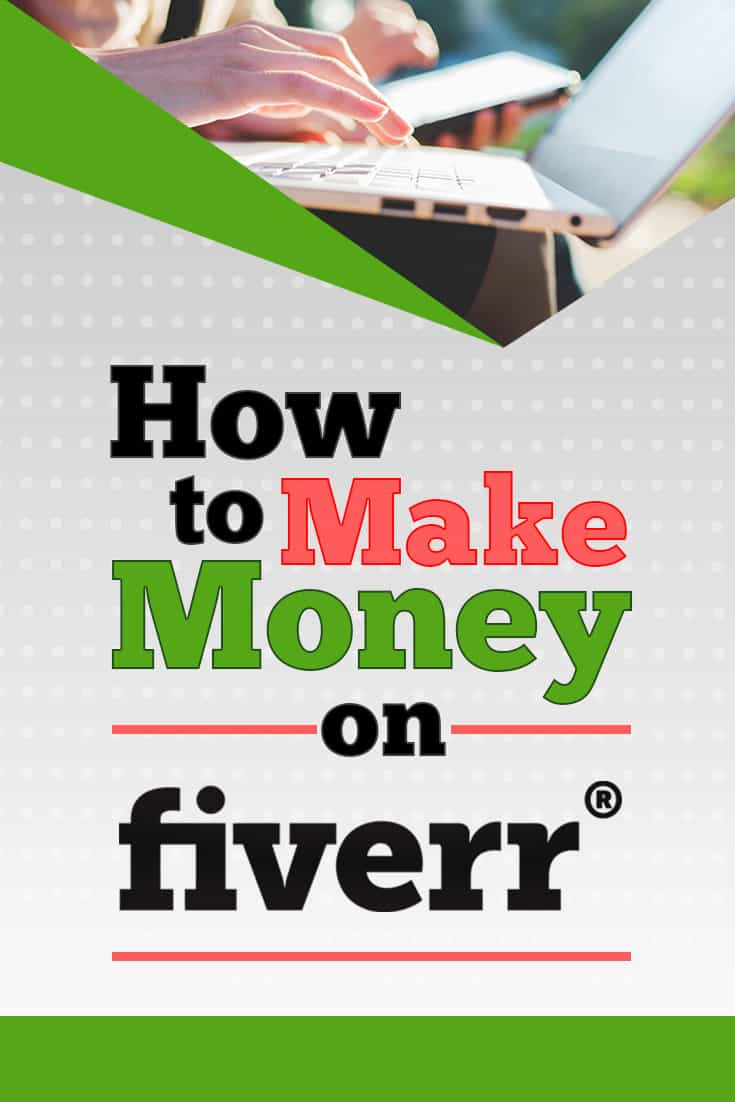Make money from home with Fiverr jobs. Learn how to sell on Fiverr, discover the best Fiverr gigs, understand how to make money on Fiverr plus more Fiverr ideas!