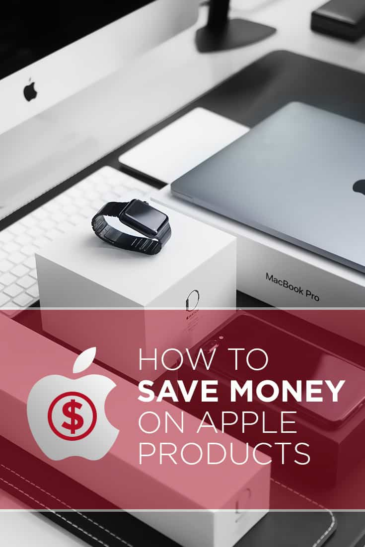 Sales on Apple products are rare but you can still save by taking advantage of Apple Trade In, Apple Refurbished, Apple Student Discount and more!