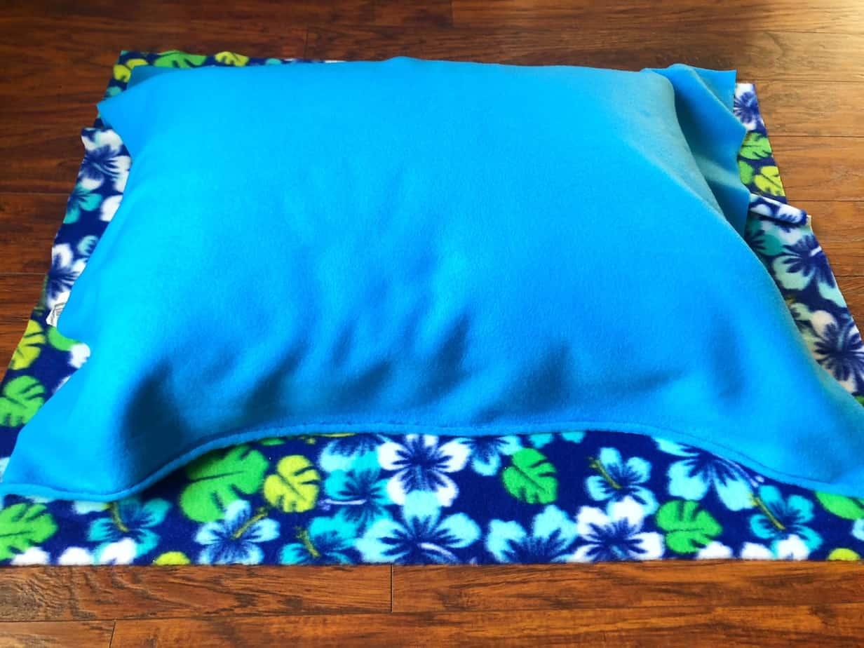 Diy Dog Bed No Sew Savings Lifestyle