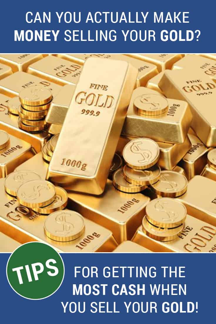 Selling your cash for gold can be done near you or through a few legitimate sites. Get the rundown for what to look for with someone local or an online company to sell your gold. via @AndreaDeckard